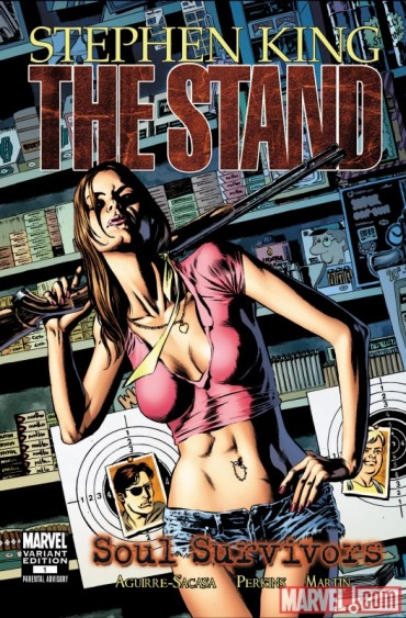 The Stand Soul Survivors #1 wariant