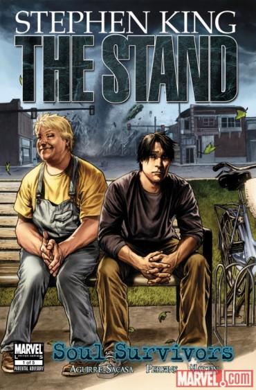 The Stand Soul Survivors #1