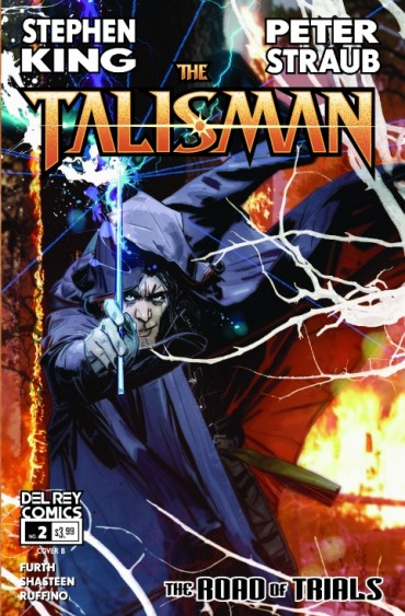 The Talisman The Road Of Trials #2 wariant
