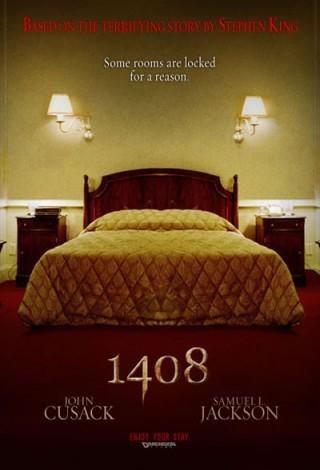 1408 (2007) – plakat
