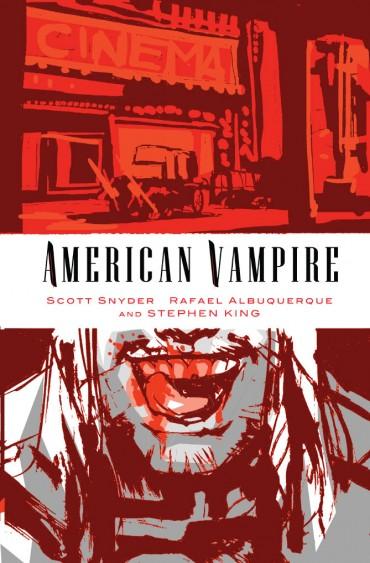 American Vampire HC – dodatek
