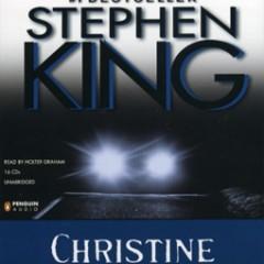 Christine – audiobook