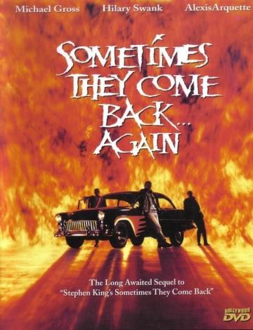 Czasami wracają… znowu (1996) – DVD