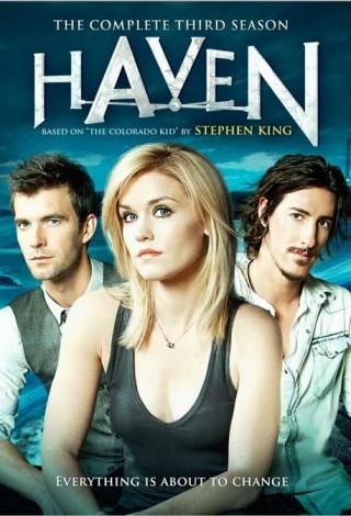 Haven sezon 3 (2012) – DVD