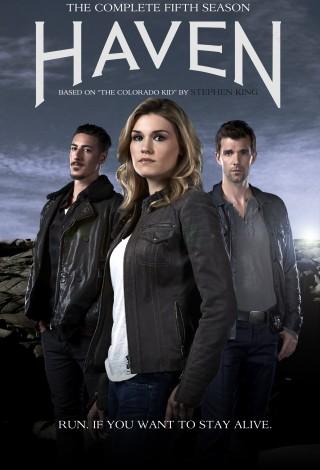 Haven sezon 5 (2014) – DVD