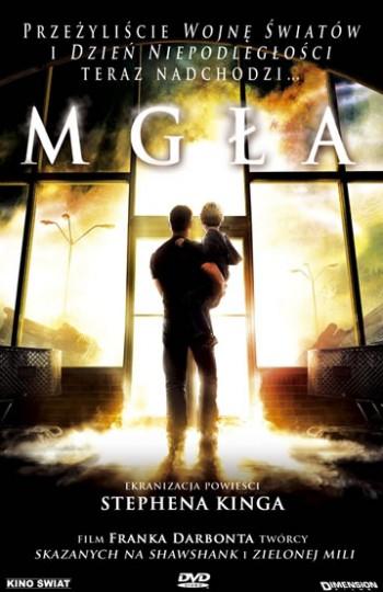 Mgła (2007) DVD