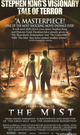 Mgła (2007) – plakat