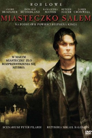 Miasteczko Salem (2004) – DVD