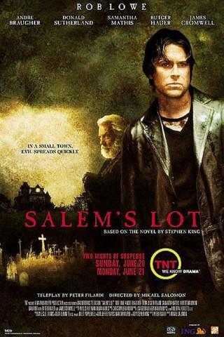Miasteczko Salem (2004) – plakat