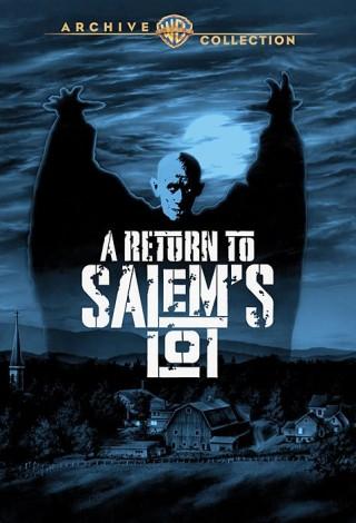 Powrót do miasteczka Salem (1987) – DVD