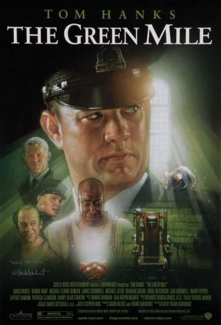 Zielona mila (1999) – plakat