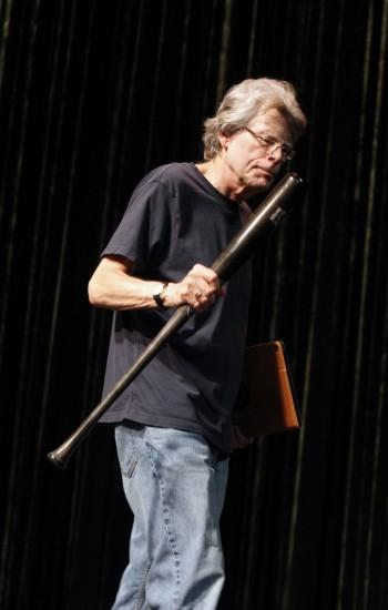 Stephen King w Louisville 2