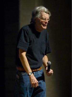 Stephen King w Salt Lake City 5