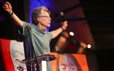 Stephen King w Tulsa 4