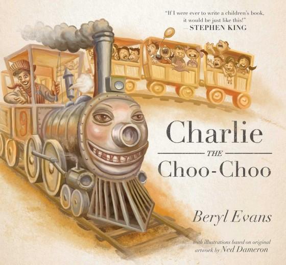 charlie-choo-choo-okladka
