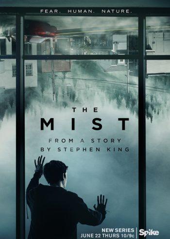 Mgła plakat