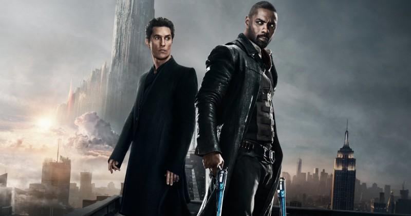 Mroczna Wieża – Idris Elba i Matthew McConaughey