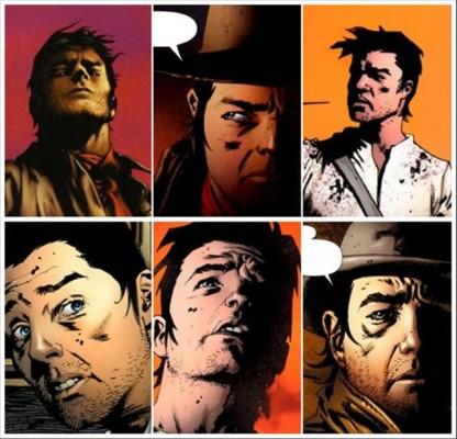 Mroczna Wieża – Roland Deschain – wersje komiksowe
