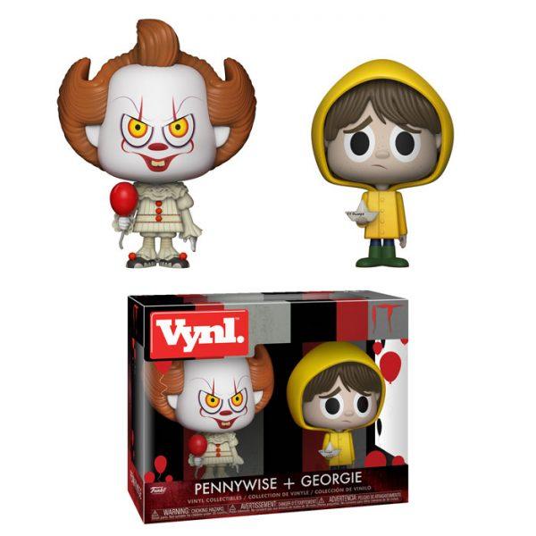 It Vynl – Pennywise i Georgie
