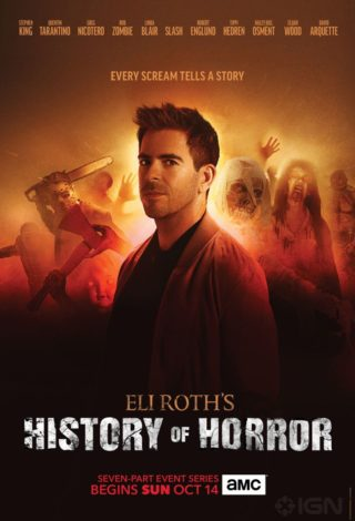 Eli Roth's History of Horror – plakat
