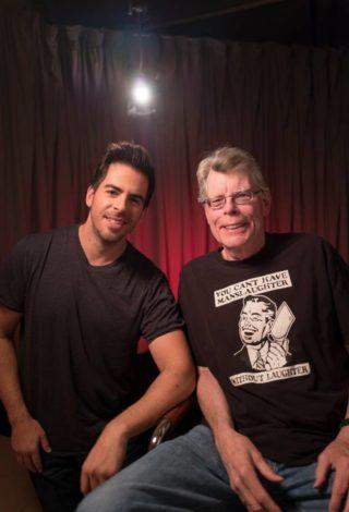 Eli Roth i Stephen King – Historia Horroru