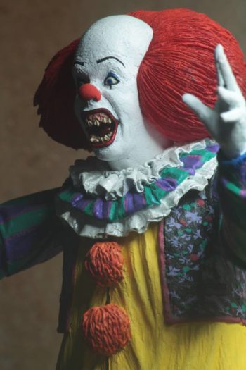 IT (1990) – 7 Scale Action Figure – Ultimate Pennywise v.2