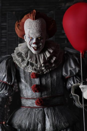 IT(2017) – 1-4 Scale Action Figure – Pennywise