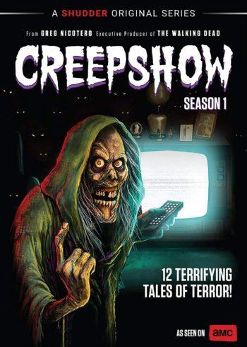 Creepshow sezon 1 DVD
