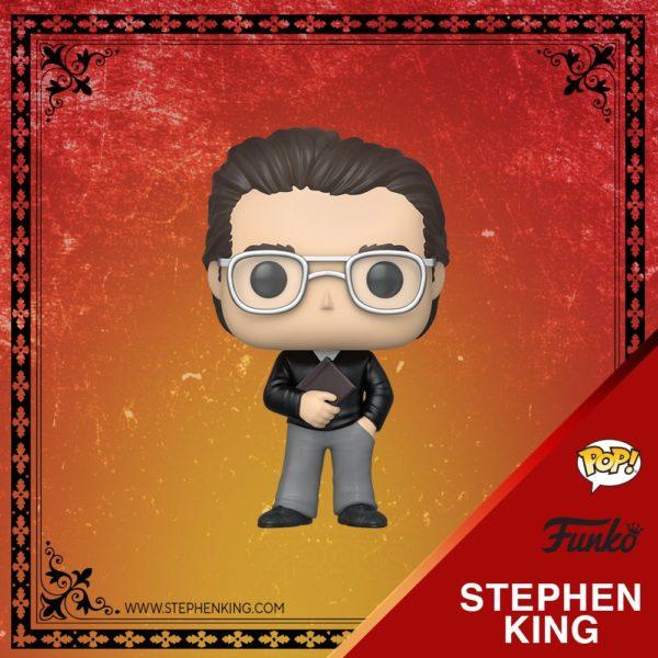 Stephen King – Funko Pop – 01