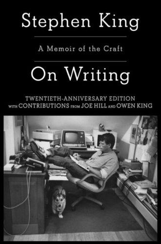 Jak pisać – 20-lecie – okładka przednia