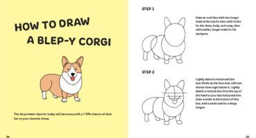 The Little Book Of Big Corgi Butts 1
