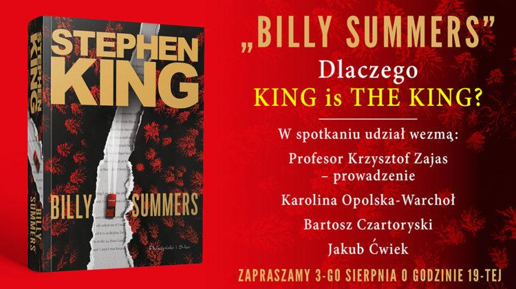 Billy Summers spotkanie